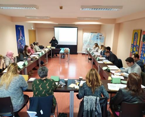 Imágenes resumen de la reunión