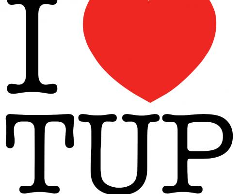 I LOVE TUP