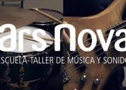 Logo Ars Nova Gijon