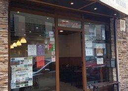 Fachada Cafe Pinzon