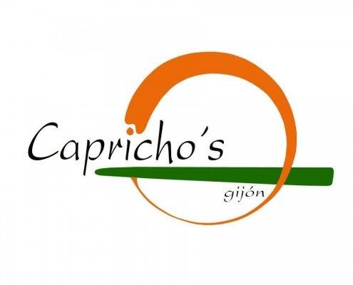 Logo Caprichos Gijon