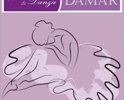 Logo Academia danza Damar