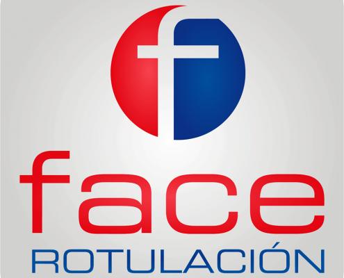 Logo Face Rotulacion