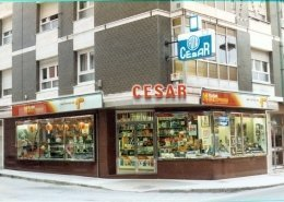 Fachada antigua Foto Cesar