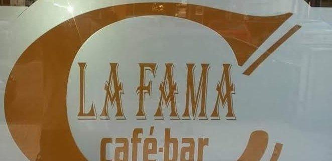 Logo Cafe la Fama