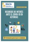 Recursos de interés ante el  Covid-19 en Asturias