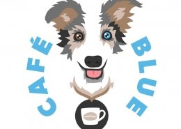 Logo Cafe Blue