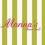 Logo Floristeria Marina
