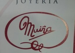 Logo joyeria Muiña