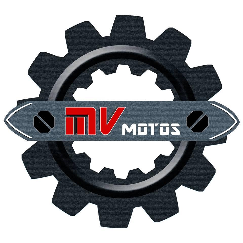Logo MV MOtos