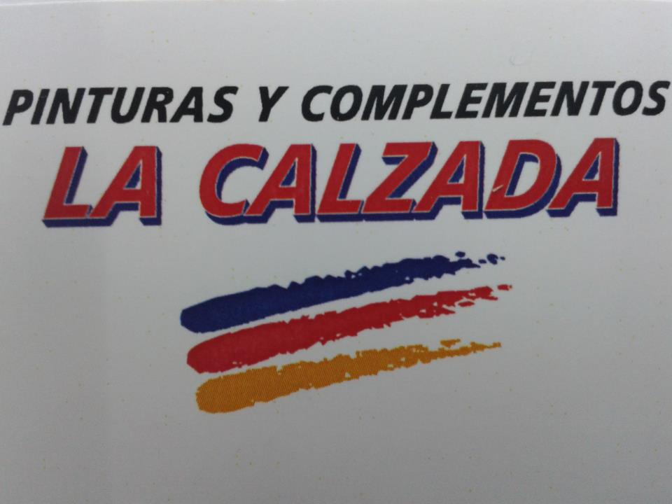 Logo Pinturas La Calzada