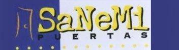 Logo Puertas Sanemi
