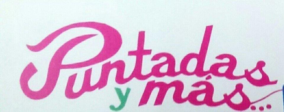 Logo Puntadas y mas