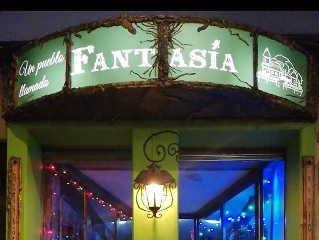 Escaparate Un pueblo llamado fantasia